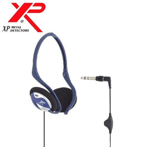 XP Metal Detectors-DÃ © tecteur de MÃ © tasa-Auricular con cable con Volume rã © glable