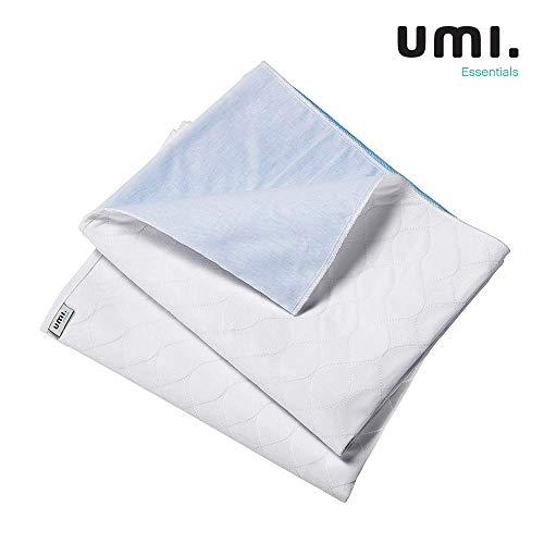 Umi. by Amazon - Pads riutilizzabile lavabile assorbente incontinenza fogli -2x 70 x 90 cm
