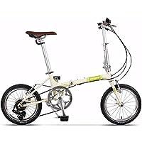 Ape Rider Fahrrad Klapprad fur Damen Herren Fahrräder - 7 ganfg Shimano Faltrad -20 Zoll City Bike