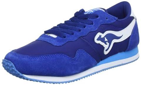 KangaROOS Invader-Basic 47105, Herren Sneaker, Blau (royalblue 470), Gr. 42 EU