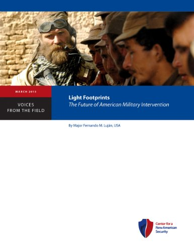 Light Footprints:The Future of American Military Intervention (English Edition)