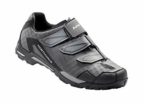 Northwave Outcross MTB Trekking Fahrrad Schuhe grau/schwarz 2017: Größe: 45