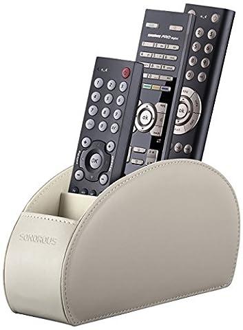 Sonorous Remote Holder Luxus Fernbedienung Halter, Holz, beige, 8 x
