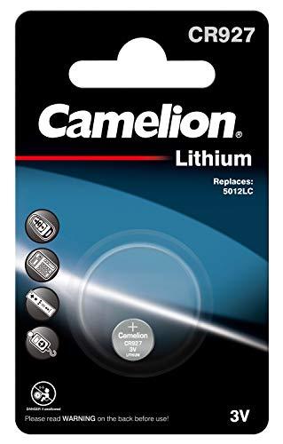CAMELION - Pile lithium CR927 3V