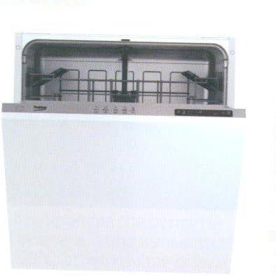 Beko–Lavavajillas totalmente integrado DIN 15211de 60cm