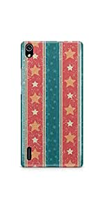 Casenation American Dream for Huawei Ascend P7 Glossy Case