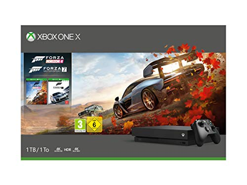 Pack Xbox One X 1 To – Forza Horizon 4/Forza Motorsport 7