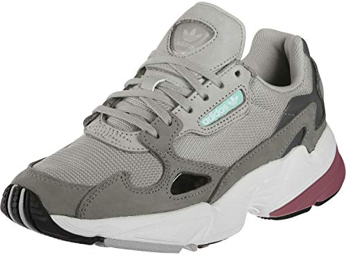 huge selection of a7249 fa138 Adidas Falcon W, Chaussures de Fitness Femme, Gris Gridos GR A TR A