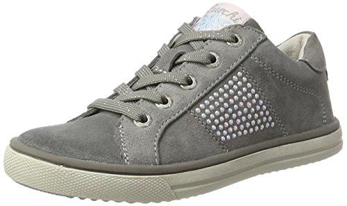 Lurchi Mädchen Shirin Sneaker Grau (Grey)