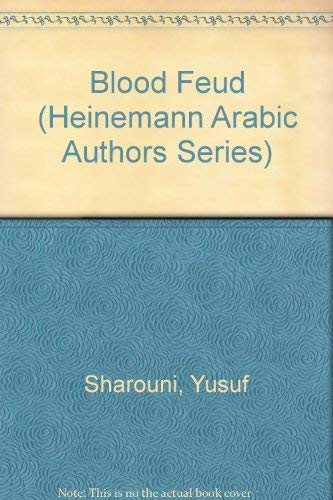 Blood Feud Sharouni Aa 20 (Heinemann Arabic Authors Series)