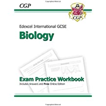 Edexcel Certificate / International GCSE Biology Exam Practice Workbook with Answers (A*-G Course)