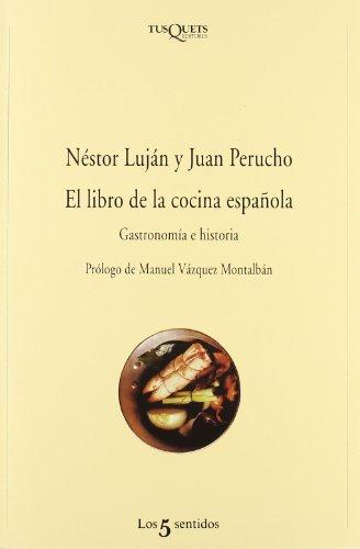 El Libro De La Cocina Española
