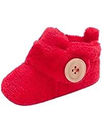 zapatos bebe invierno, Amlaiworld Botines bebé recién nacidos Niña Niño botas Zapatos calientes 3- 18 Mes