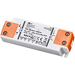 Goobay Transformateur LED, Weiss, 24 Volt