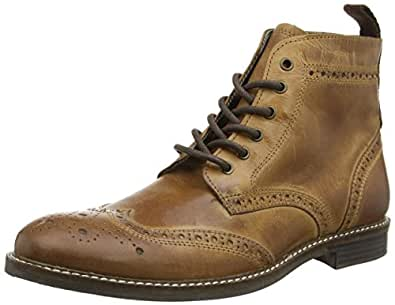 Red Tape Glaven, Men's Ankle Boots, Brown (Brown), 7 UK (41 EU)