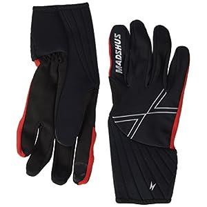 Madshus Racing Glove Handschuhe – schwarz – 18B4002.1.1