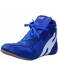 Stallion Sports Blue Boxing Shoes