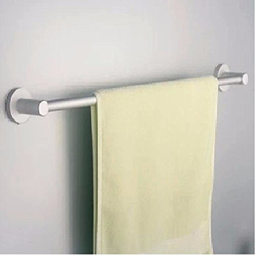 ZHGI Spazio piccolo in alluminio round-pin unico asciugamano asciugamano Bar bar hardware bagno accessori per bagno