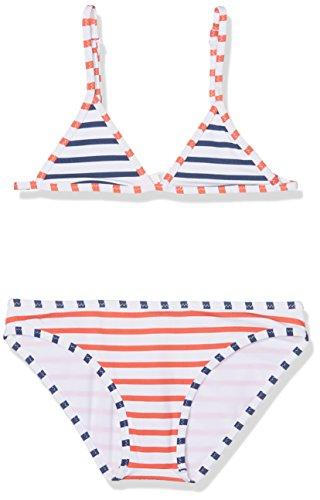 Pepe Jeans Mädchen Unterhemd Stripe Jr Bikini, Mehrfarbig (Multi), 12 Jahre (Herstellergröße: 12)