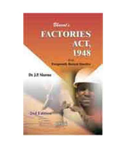 Factories Act, 1948 with FAQs