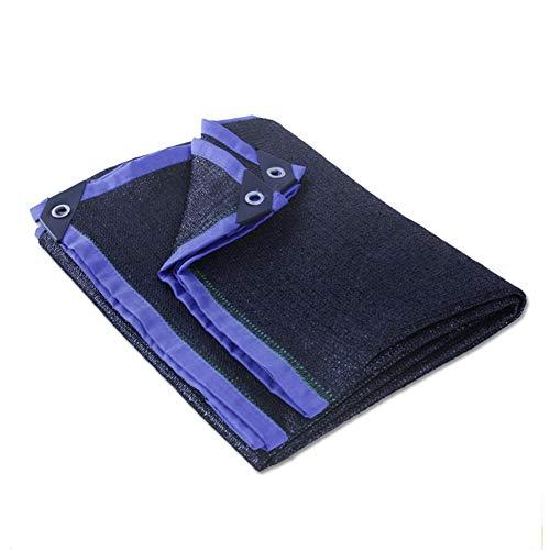 Shade Net 8-pin À Effet De Serre Tissu 80% Black Shade Sunblock Pour Toit De Voiture En Été (taille : 2 * 2m)