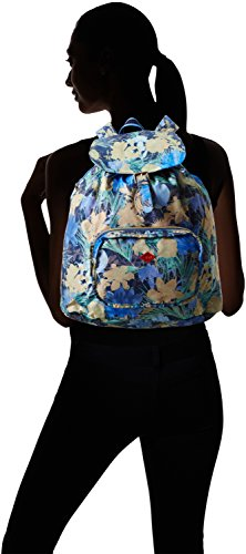 Oilily Ff Folding Classic Backpack Rucksackhandtaschen Blau (Blueberry 546)