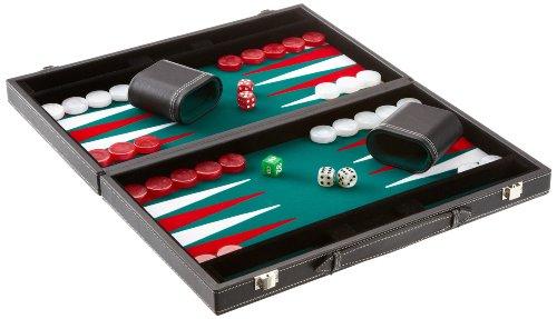 Philos-Spiele - Backgammon, 2 Jugadores [Importado]