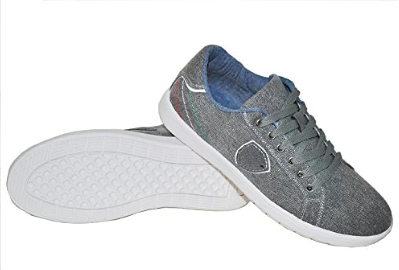 FL SHOES   Herren Sneaker grau grau