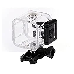 Magideal 45M Waterproof Diving Protective Housing Case Cover for Gopro HERO 4 Session
