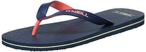 O'Neill Herren Fm Friction Flip Flops Zehentrenner Blau (Dusty Blue)
