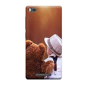 CaseLite Premium Printed Mobile Back Case Cover With Full protection For Xiaomi Mi4i (Designer Case)