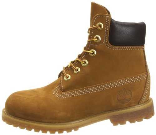 Timberland 6 in Premium Boot, Women High Rise Hiking, Brown (Rust Nb Brown), 4 UK (37 EU)