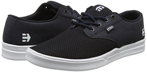 Etnies Herren Jameson SC Skateboardschuhe Blau (NAVY/WHITE/472)