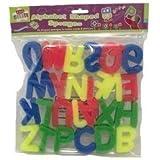 Anker - Eponges A Peinture En Forme Des Lettres De L'Alphabet Enfant Loisirs Crétaifs Activités Manuelles