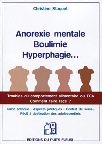 Anorexie mentale, boulimie, hyperphagie... Comment y faire face ? : Inclus, le récit d'une situation concrète à destination des adolescent(e)s :