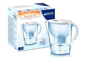 Brita Marella XL Memo weiß inklusiv 6 Maxtra Filterkartuschen