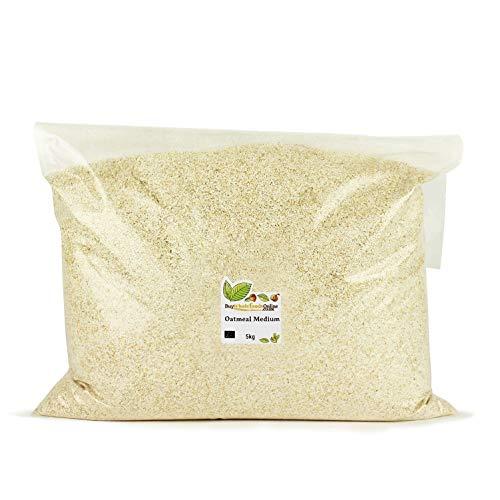 Oatmeal Medium 5kg (Buy Whole Foods Online Ltd.)