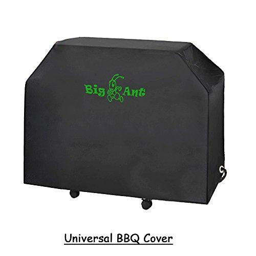 Big ANT BBQ Gas Cover–152cm wasserdicht Grill Grill Cover–Schwarz