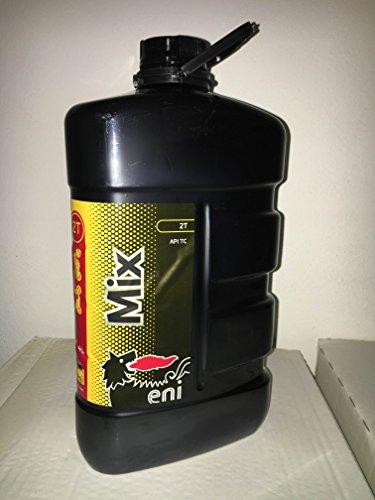 eni MIX 2T 4Litri olio motore miscela 2 tem