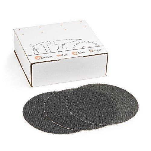 Klett-Schleifpapier Schleifscheiben Schleifgitter von Wabrasive • geeignet für Deckenschleifer,...