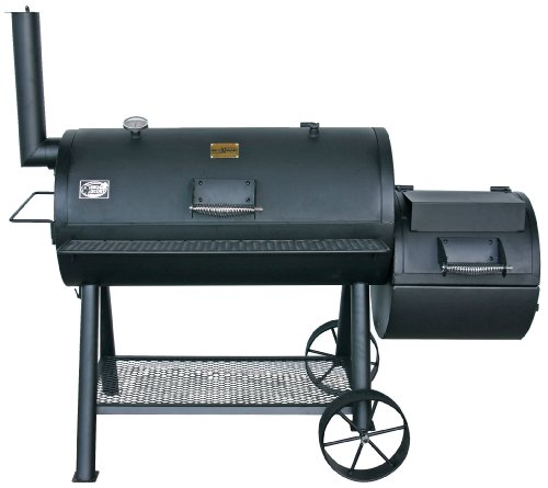 Grill'n Smoke Big Boy BBQ-Smoker
