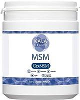 "Reines OptiMSM (Methylsulfonylmethan) 500g - grobes Pulver (""Coarse Flakes"")"