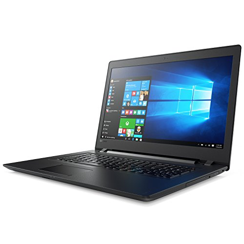Lenovo 110-15IAP Notebook (15,6 Zoll) - Intel Core 2.40 GHz - 4 GB RAM - 128 GB SSD Festplatte - HDMI - Windows 10 Pro - Intel HD Grafik - DVD Laufwerk - HD-Webcam