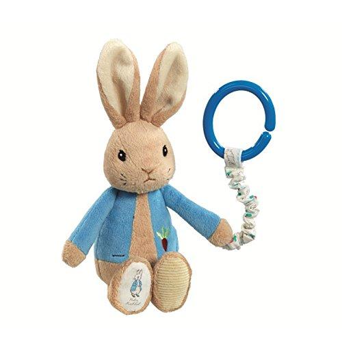 Peter Hase Kinderwagen Spielzeug ca 12cm ,Peter rabbit attachable toy