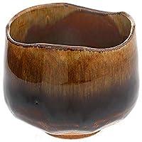 وعاء شاي ماتشا تشاوان الياباني 114-509 من كوتوبوكي، مقاس واحد، بني