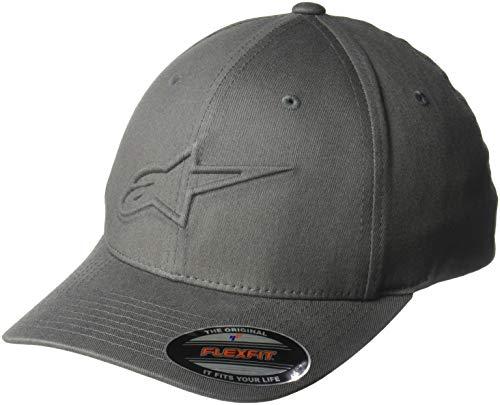 Alpinestars Herren Ageless Emboss Hat, Charcoal, L