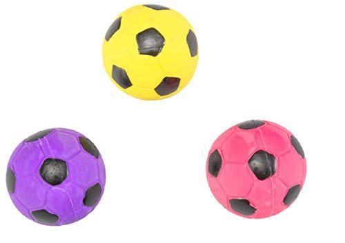 Artikelbild: Ethical Pet Fußball Latex, 2Zoll