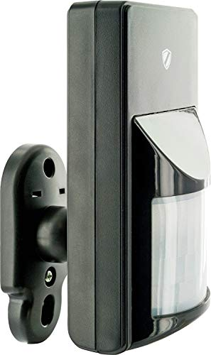 SCHWAIGER -5439- Bewegungsmelder für den Außenbereich/Alarmanlage fürs Haus/Einbruchschutz / mehr...
