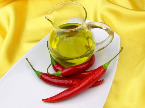 Aroma-Öl Chili 50 ml