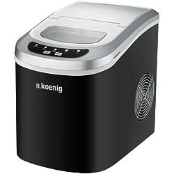 H.Koenig KB12 Machine à Glaçons 90 W